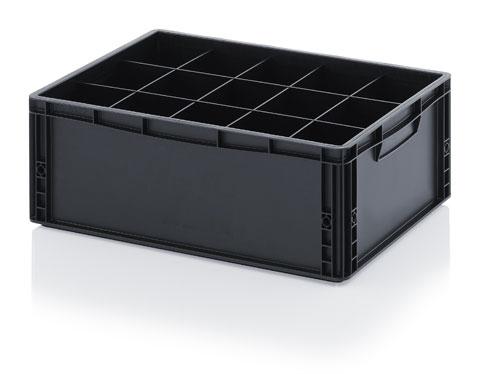 Esd Sondergefache Esd Kunststoffkisten Klt Boxen
