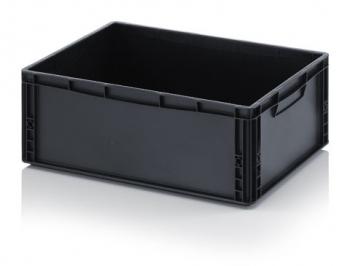 esd rl klt beh lter esd kunststoffkisten klt boxen. Black Bedroom Furniture Sets. Home Design Ideas